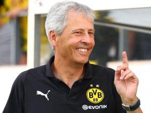 Borussia Dortmund bei Greuther Fürth im DFB-Pokal: Für Lucien Favre ist es das erste Pflichtspiel als BVB-Trainer.