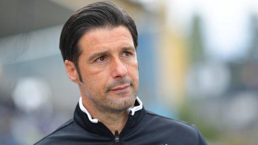 Steht unter Druck: Trainer Ilia Gruev vom MSV Duisburg.