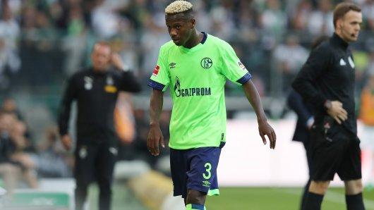 Schalkes Hamza Mendyl leistete sich bei Instagram einen Fehltritt.