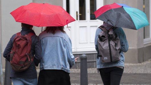 Das Wetter in Essen, Duisburg, Bochum und dem restlichen Ruhrgebiet wird am Montag alles andere als angenehm.