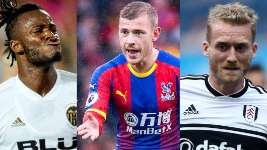 Michy Batshuayi, Max Meyer oder André Schürrle - das machen die BVB- und Schalke-Stars, die Richtung Ausland gewechselt sind.
