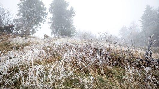 Im Ruhrgebiet wird es frostig.