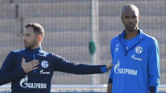 Beim FC Schalke 04 gibt es in dieser Woche kein öffentliches Training.