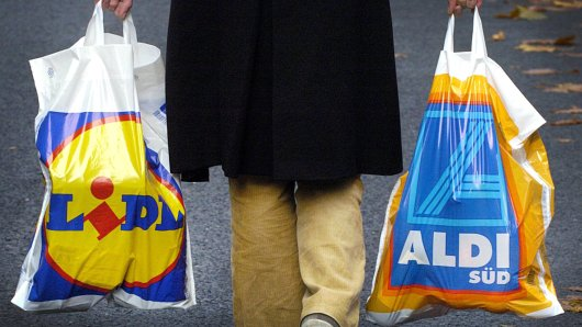 Aldi und Lidl sind Deutschlands größte Discounter.