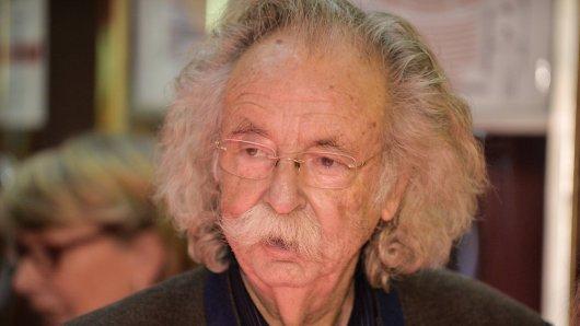 TV-Moderator und Wissenschaftler Jean Pütz.