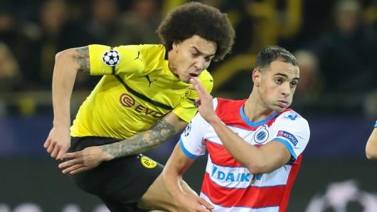Borussia Dortmund - FC Brügge im Live-Ticker: Hier gibt's alle Infos!