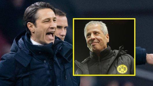 Niko Kovac will Borussia Dortmund angreifen.