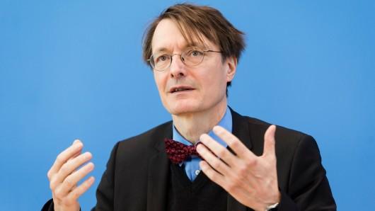 SPD-Gesundheitsexperte Karl Lauterbach.