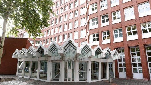 Am Landgericht Münster wurde am Montag ein Ochtruper (18) freigesprochen. Er soll in Notwehr einen Flüchtlingshelfer (20) erstochen haben.