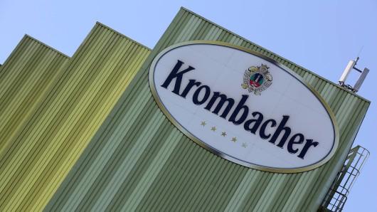 Krombacher befindet sich im Rechtsstreit mit einem Privatbrauer aus Neuss.