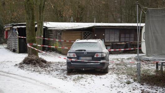 Auf diesem Campingplatz im Nordrhein-Westfälischem Lügde lebte der Dauercamper.