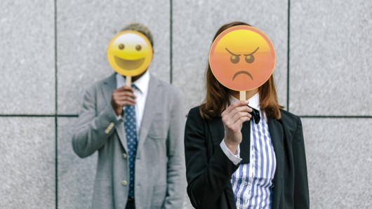 Das neue kontroverse Perioden-Emoji sorgte für viel Aufregung im Internet. (Symbolbild)