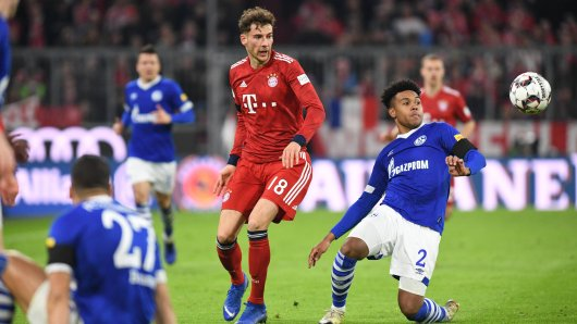 Weston McKennie und Schalke müssen in den kommenden Wochen gegen die direkte Konkurrenz punkten.