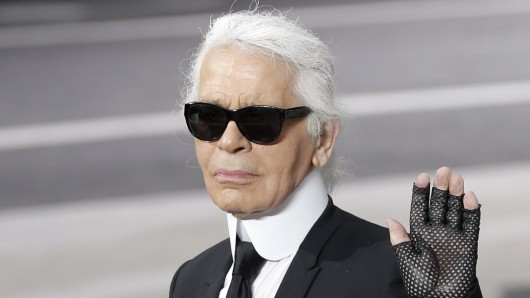 Karl Lagerfeld ist im Alter von 85 Jahren gestorben.