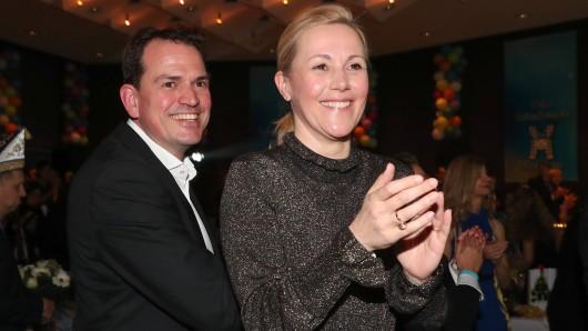Bettina Wulff und ihr neuer Partner Jan-Henrik Behnken.