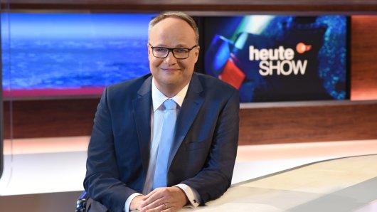 """Oliver Welke ist Moderator der """"Heute Show"""" im ZDF."""