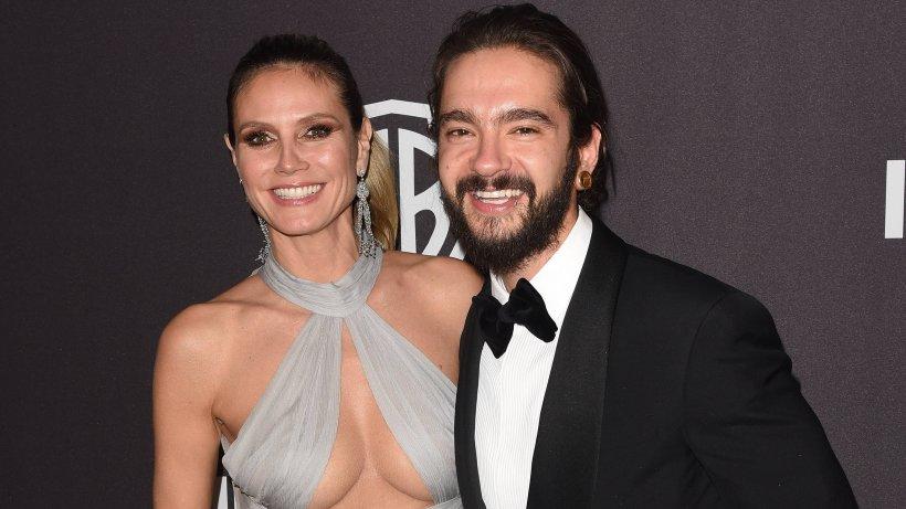 Heidi Klum And Tom Kaulitz You Have Reason To Celebrate Panorama