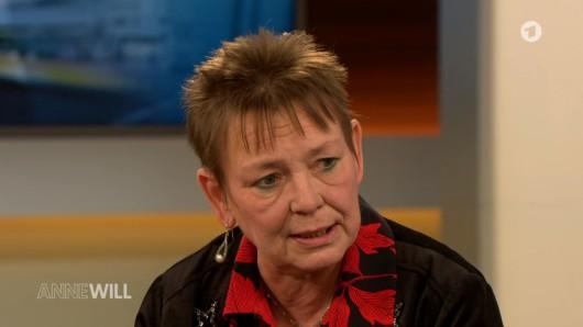 Petra Vogel, Reinigungskraft aus Bochum, fordert eine Anpassung des Rentensystems.
