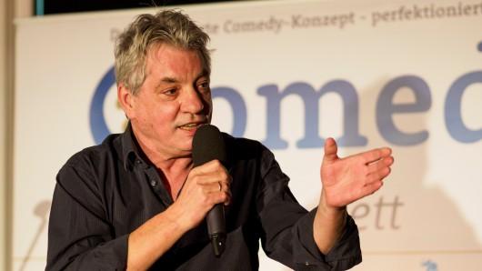 Der Wuppertaler Kabarettist Jürgen Scheugenpflug (62) erhielt seine Rückzahlung nicht. Denn das Finanzamt erklärte ihn für tot.