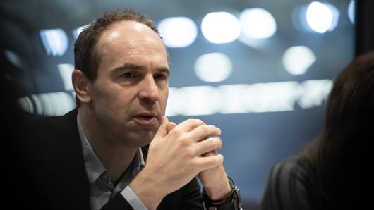 Alexander Jobst handelte den Deal mit dem chinesischen Club Hebei Fortune aus.