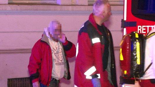 Streit in Essen: Das Opfer ist mit einem Messer am Kopf verletzt worden.