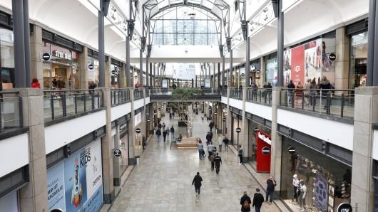 Im Centro Oberhausen eröffnet das Untrnehmen Sephora seine neue Filiale.