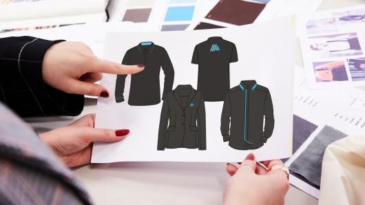 Ab Mitte März testet Aldi Süd in 15 ausgewählten Filialen die neue Mitarbeiter-Uniform.