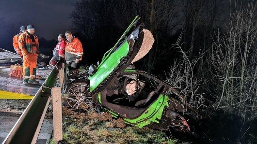 Die 18-jährige Gina aus Mülheim kam bei einem Unfall mit einem McLaren auf der A52 ums Leben.