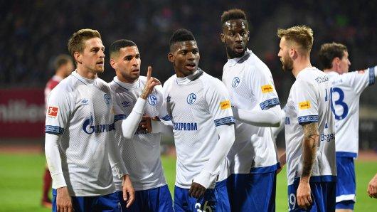Überraschende Statistik: Der FC Schalke 04 stellt den zweikampfstärksten Spieler der Saison.