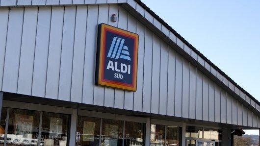 Eine Filiale von Aldi Süd.