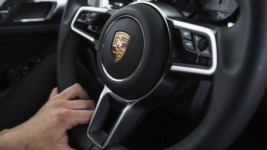 """Mit der neuen App """"FlipCar"""" soll es möglich sein, sich einen Porsche nur für einen Euro auszuleihen. (Symbolbild)"""