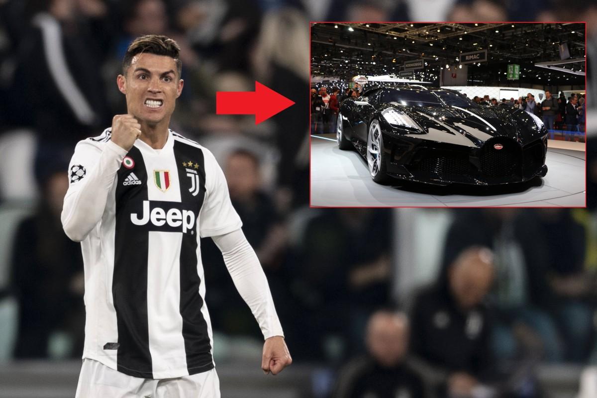 Cristiano Ronaldo Hat Teuerstes Auto Der Welt Gekauft