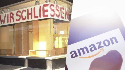 Amazon Schuld am Ladensterben? Deutschland-Chef vs. Handelsexperte.