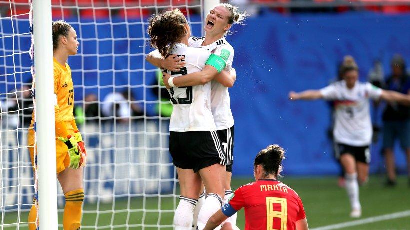 Frauen Wm Deutschland Spanien