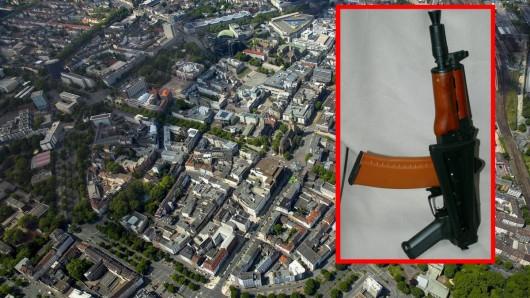 In unmittelbarer Nähe zur Dortmunder City soll der 33-Jährige in der U-Bahn Ostentor abgedrückt haben.