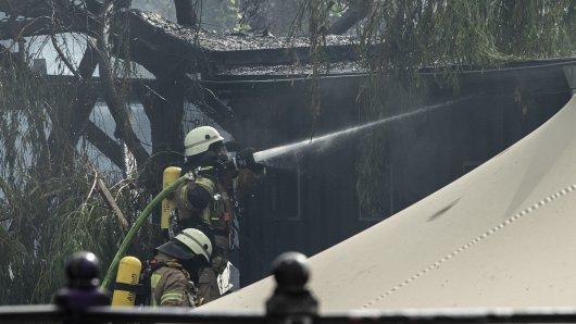 """Den """"Club der Visionäre"""" in Berlin hat ein Feuer vernichtet."""