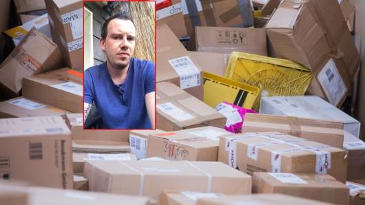 Ein Remscheider kämpft seit Monaten gegen DHL - es geht um verschwundene Pakete und Schadensersatz.