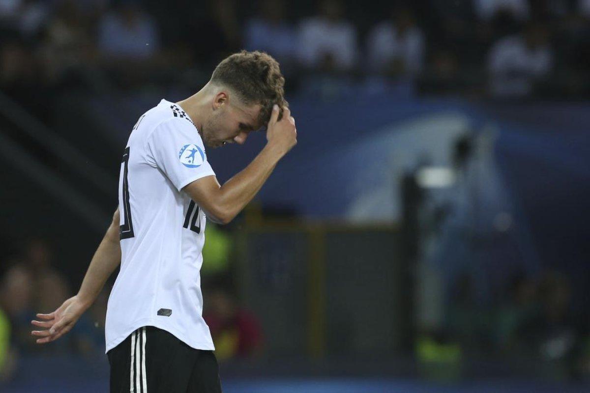 U21 Em Deutschland Unterliegt Spanien In Packendem Finale