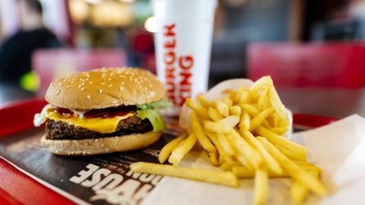 Burger King lässt aus seinem Whopper einen echten Diamanten machen. (Symbolbild)