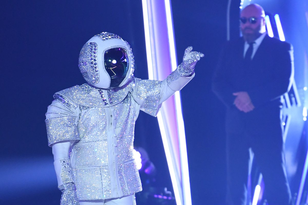 astronaut the masked singer