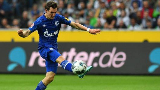 Benito Raman hatte die Führung für Schalke 04 gegen Gladbach auf dem Fuß.