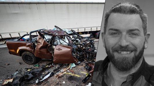 Köln 50667-Star Ingo Kantorek und seine Frau verstarben Freitagnacht bei einem schlimmen Unfall auf der A8.