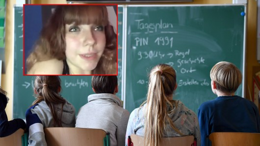 Leonie (14) wurde gemobbt. In einem Video von Anti-Mobbing-Aktivist Carsten Stahl machte sie ihren Fall öffentlich und erhielt viel Zuspruch.