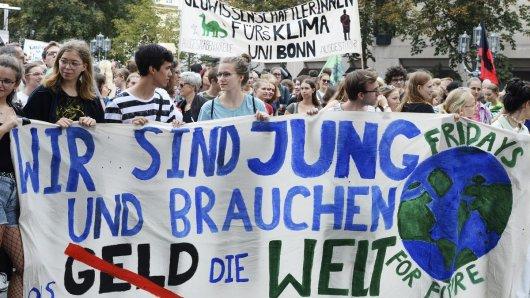 """Am Freitag ruft """"Fridays for Future"""" zum dritten globalen Klimastreik auf."""