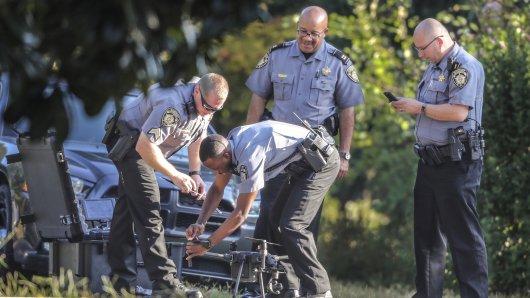 In den USA versuchten drei Jugendliche, einen Mann zu überfallen. Das mussten sie mit dem Leben bezahlen.