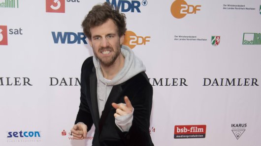 Luke Mockridge zielt wieder gegen das ZDF. (Archivbild)