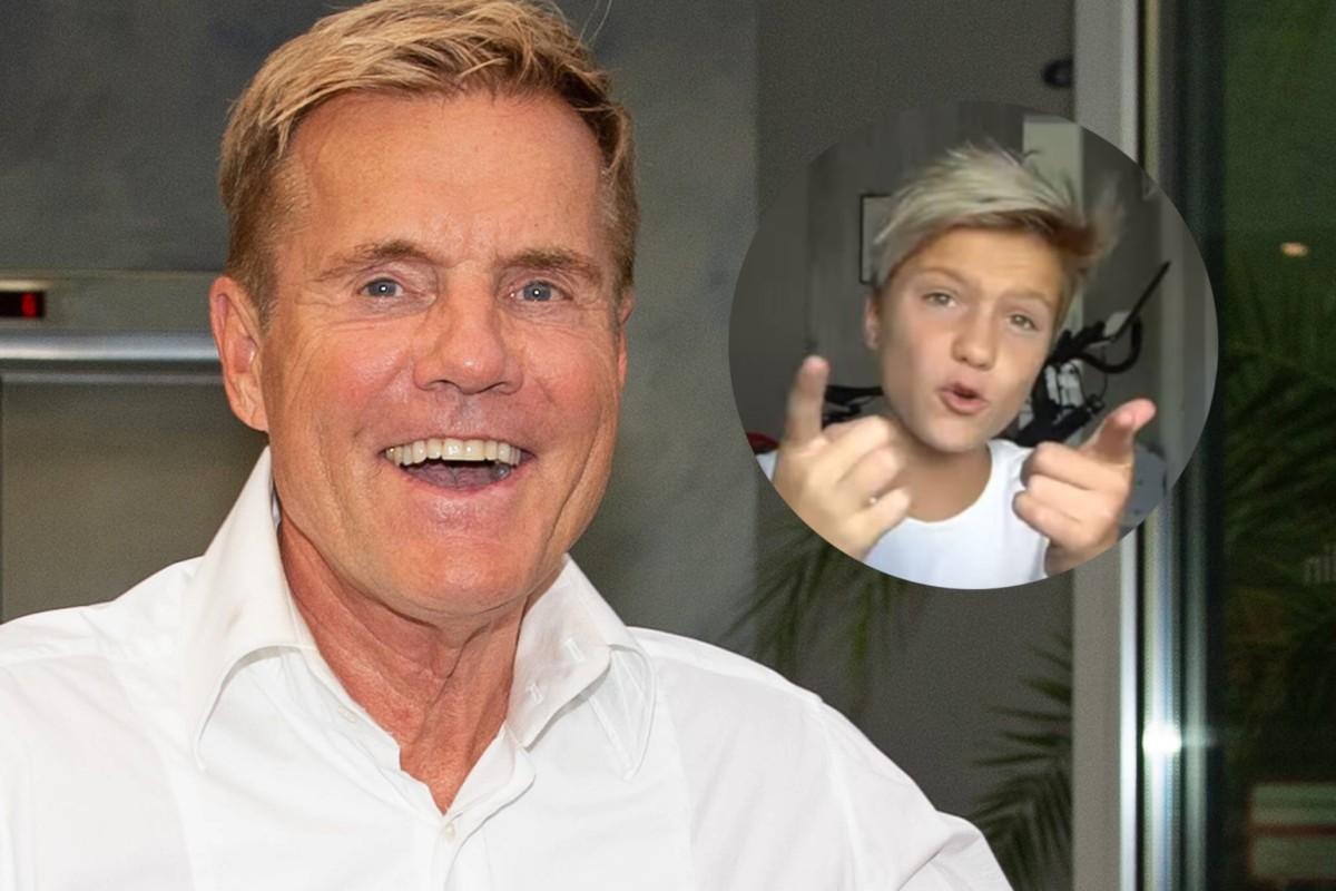 Dieter Bohlen: Sein Sohn Maurice (14) hat coole Business ...