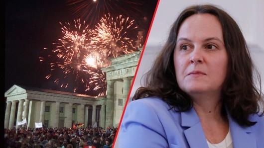 Schriftstellerin Jana Hensel fordert die Abschaffung der Feierlichkeiten zum Tag der deutschen Einheit.