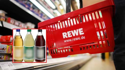 Hersteller Vivaris ruft mehrere Softdrinks und Wassersorten zurück. Einige davon stehen auch bei Rewe und Kaufland im Regal. (Symbolbild)