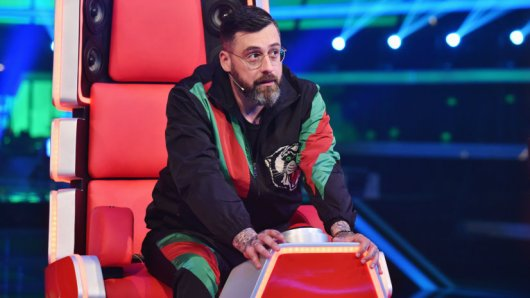 Sido ist Juror bei The Voice of Germany.